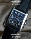 """Cartier №39 """"Tank Chronograph"""""""