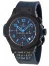 "Hublot №165-2 ""All black blue limited edition"""