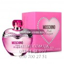 "Moschino ""Pink Bouquet"""