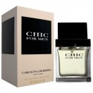 "Carolina Herrera ""Chic for men"""