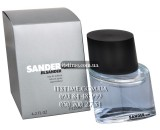 "Jil Sander ""Sander for men"""