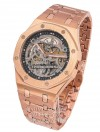 "AUDEMARS PIGUET №55 ""Royal Oak Selfwinding Openworked"""
