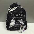 "Рюкзак Chanel №28 ""Graffiti"""