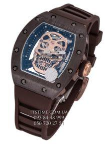 "Richard Mille №21 ""Golden Skull"" купить по низкой цене"