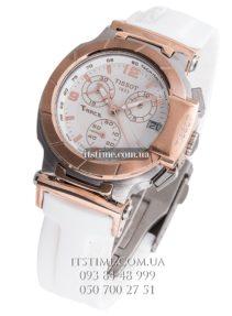Tissot №34 T-Race Quartz Chronograph T048.417.27.012.00 купить по низкой цене