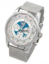 Breitling №20 «Transocean chronograph unitime»