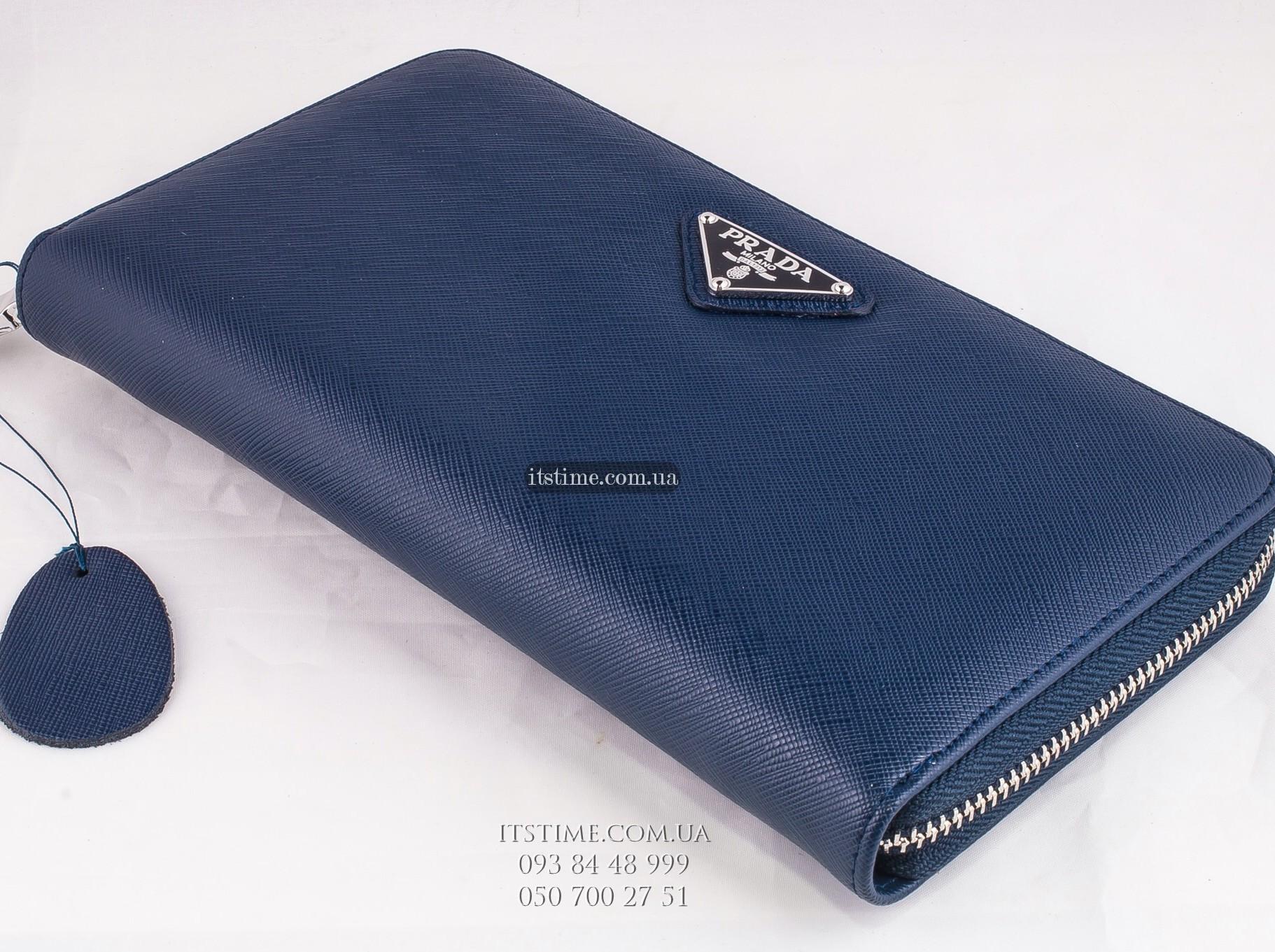 7e6edcda0235 Купить Кошелек Prada Zip Wallet за 1820.00 грн в IT'S TIME