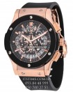 Hublot №93-2 «Aerofusion Gold Black»
