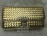 Клатч Bottega Veneta №1-5 «Olimpia bag»