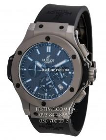 Hublot №156-1 Matt Carbon blue купить по низкой цене
