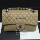 Сумка Chanel №24-4 «Classic flap bag»