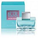 """Antonio Banderas """"Blue Seduction woman"""""""