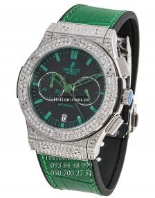 Hublot № 196-1 Classic Fusion Full Pave Diamonds купить по низкой цене