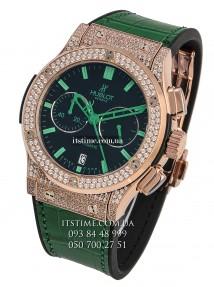 Hublot № 196-6 Classic Fusion Full Pave Diamonds купить по низкой цене