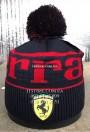 Шапка Ferrari №2