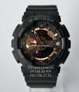 """Casio G-Shock №140-01 """"GA-110RG-1AER"""""""