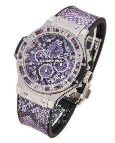 Hublot №63-5 Boa Bang Violet Steel Case купить по низкой цене