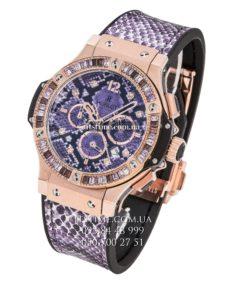 Hublot №63-4 Boa Bang Violet Golden Case купить по низкой цене