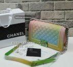 Сумка Chanel №22-15 «Boy»