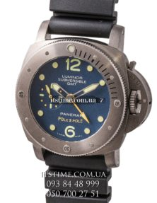 Panerai №75 Luminor Submersible GMT Pole 2 Pole (PAM661S) купить по низкой цене