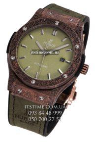 Hublot №215-3 Classic Fusion Fuente Green купить по низкой цене