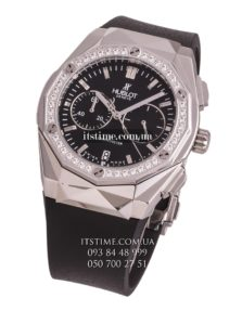 Hublot Aerofusion Chronograph Orlinski Titanium Pave купить по низкой цене