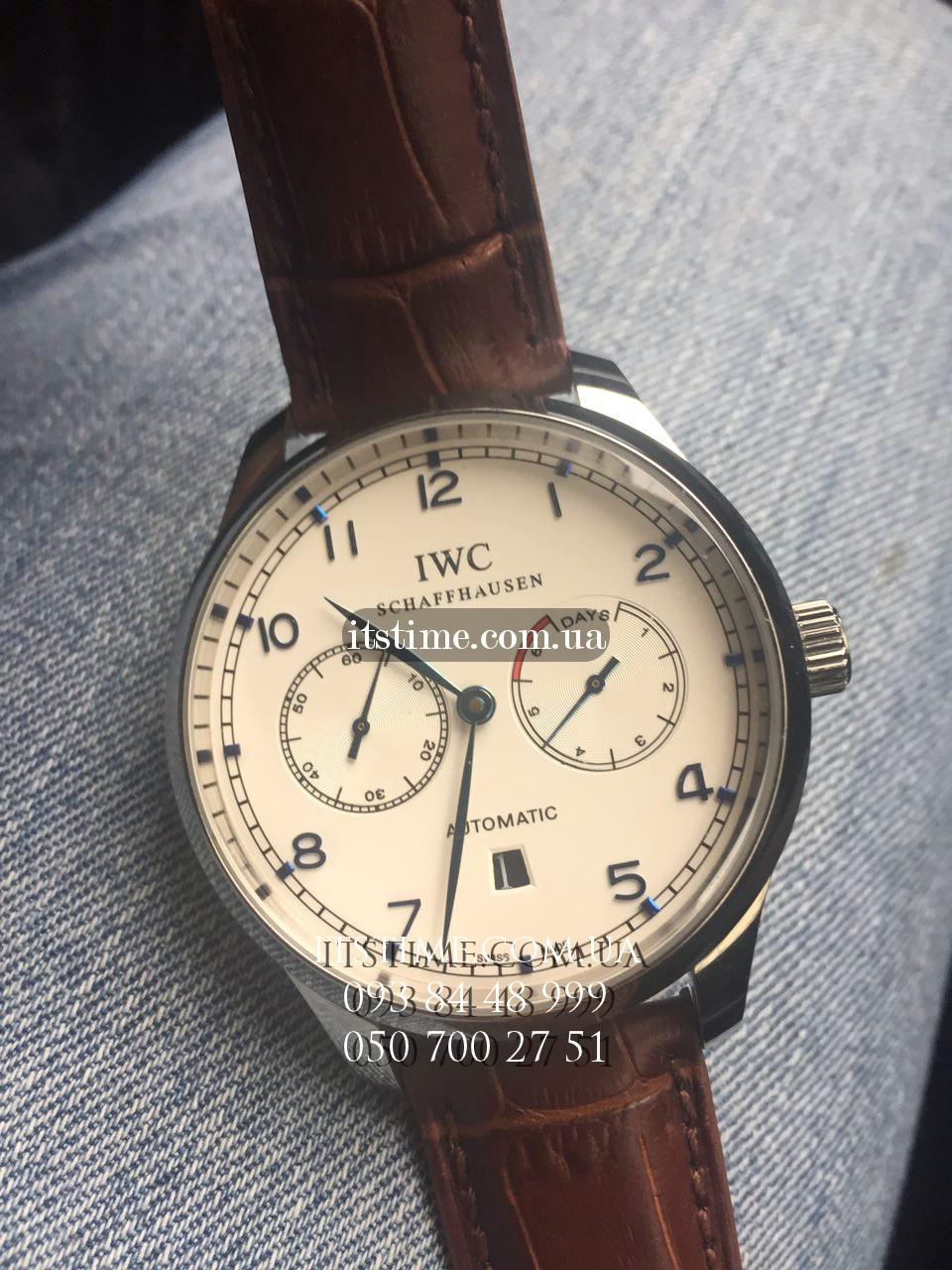 Часы IWC Schaffhausen: Реальные Отзывы о Модели IW371491